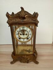 Antique American Mercury Pendulum Clock