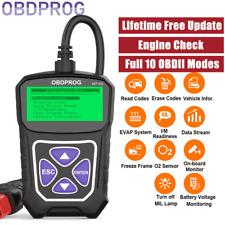 Car OBD2 Scanner Check Engine Fault Automotive Code Reader Diagnostic Scan Tool