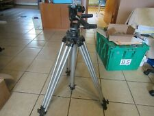 Bogen 3040 Professional Grade Heavy Duty Aluminum Tripod w/ Model #3047 Head