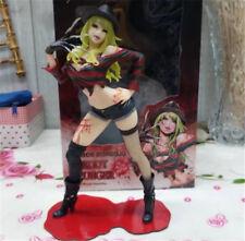 Sexy Female Freddy Jason Action Figure Model PVC Statue Figure Doll Toys 20cm
