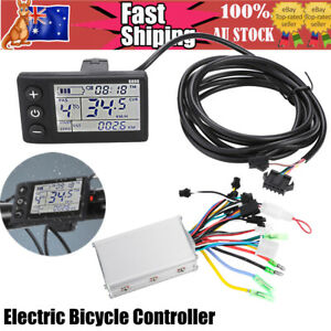 36V-48V Waterproof eBike LCD Display Panel for Electric Bicycle Bike Controller