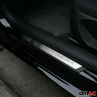 For Dodge Journey Entry Guard Door Sill Cover Protector S. Steel Exclusive