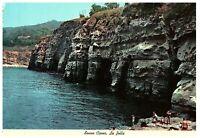 Vintage Seven Caves at La Jolla, San Diego California Postcard  4 x 6