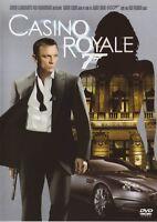 James Bond 007: Casino Royale (Daniel Craig) - DVD - 2006