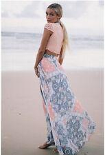 Sabo Skirt Long Mosaic Aziza Skirt Size XS 6-8 NEW