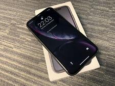 Apple iPhone XR - 64GB - Black (Unlocked) A2105 (GSM) Smartphone