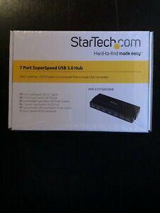 StarTech 7 Port SuperSpeed USB 3.0 Hub - Brand NEW