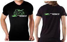 T-shirt  for bike KAWASAKI Z750 Tshirt Z 750 r motorcycle moto racing