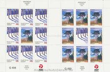 EUROPA CEPT 2011 WALD FOREST - GRÖNLAND GREENLAND 578-79 KLEINBOGEN **