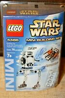 LEGO Star Wars 4486 AT-ST & Snowspeeder MINI Set