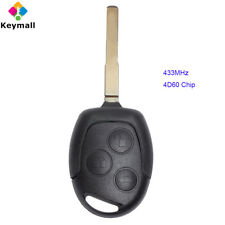 for Ford Fiesta 2011 2012 2013 2014 2016 Remote Key Fob 433MHz 4D60 KR55WK47899