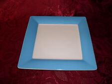 Villeroy&Boch Wonderful World Blue Speiseteller quadratisch, V&B