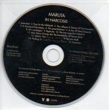 (O12) Maruta, In Narcosis - DJ CD