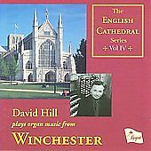 English Cathedral Series Volume Iv (Hill) CD (2006)
