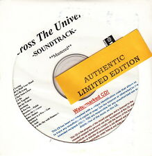 across the univers limited edition cd