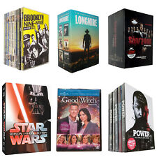 You Pick Complete Tv Series: Brooklyn Nine-, Longmire The Complete, The Sopranos