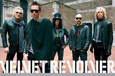 Velvet Revolver Band Poster 24x36 New Courtyard Music Group Poster - Slash