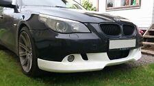 BMW E60 E61 5 Series LWP Style Front Lip Spoiler