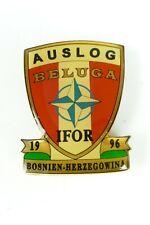 Truppenkörperabzeichen AUSLOG BELUGA IFOR 1996 Bosnien-Herzogowina #31033