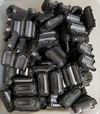 Ferrite Cable Noise Suppressor Clip Choke QTY 50 pieces
