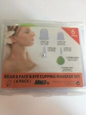 Rear,face&eye Cupping Massage Set