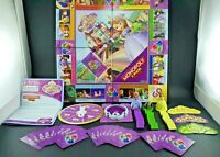 Monopoly Junior Board Game: Disney Sofia The First Hasbro 2013 Parker(Completed)