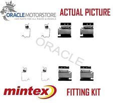 NEW MINTEX FRONT BRAKE PADS ACCESORY KIT SHIMS GENUINE OE QUALITY MBA1218