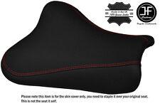Diseño 2 Grip Rojo DS St Personalizado Se Ajusta Suzuki Gsxr 1000 05-06 Cubierta de asiento delantero
