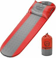 Self Inflating Sleeping Pad – Inflatable Sleeping Mat for Outdoor Adventures