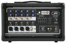 Peavey PV 5300 Powered Mixer 200w Peak Feedback Locating System