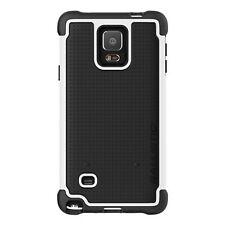 Ballistic Samsung Galaxy Note 4 Model N910W8 Rugged Cover Tough Case Black White