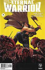 Wrath of the Eternal Warrior #9 1:10 Steve Lieber Variant Cover D Valiant