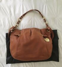 Vince Camuto Cristina Hobo Bag in Camel Leather