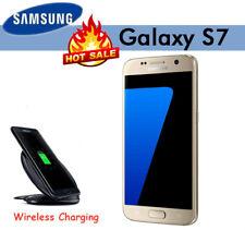 4Go+32Go Samsung Galaxy S7 5.1inch 12MP 4G Touch Unlock Téléphone étanche IP68