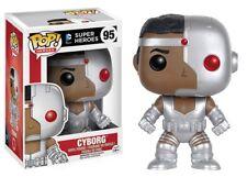 Cyborg DC Comics Super POP! Heroes #95 Vinyl Figur Funko