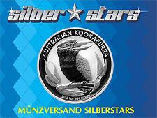1 OZ Silber Kookaburra 2012  1 $ Australien