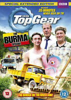 Top Gear: The Burma Special - Director's Cut DVD (2014) Jeremy Clarkson cert 12