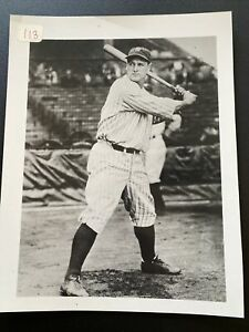 NY Yankees- Lou-Gehrig-Game Day-Type 2 Photo