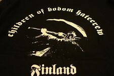 "Children of Bodom ""Hatecrew Findland"" - New XL T-Shirt"