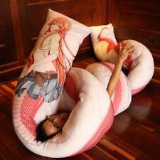 700CM Monster Musume No Iru Nichijou Miia Dakimakura Hugging Body Pillow Case
