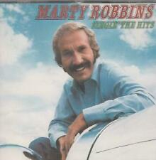 MARTY ROBBINS Singin' the Hits CD USA Cbs 1990 10 Track A21565