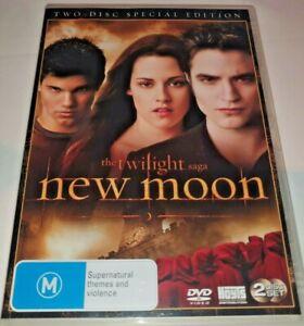 The Twilight Saga - New Moon DVD