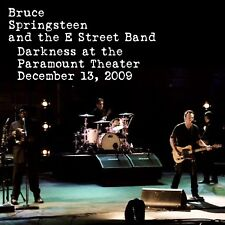 Bruce Springsteen - Darkness At The Paramount Theater 2009 Live The Promise 1-CD