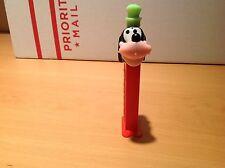 "Goofy Disney Pez Dispenser 4.75"" tall Working Condition"