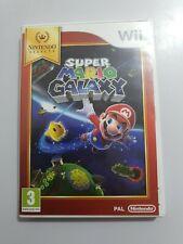 Super Mario GALAXY Nintendo Wii PAL España SIN MANUAL