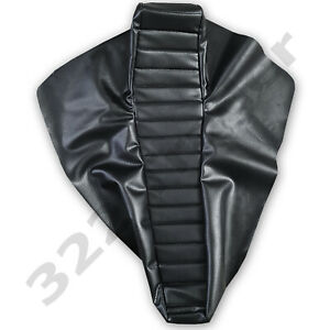 RALEIGH CHOPPER MK1 REPRODUCTION SEAT COVER  BLACK PVC Leather Top Quality