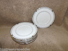 Royal Doulton China Elements pattern 7 Bread Butter Plates New with Tag