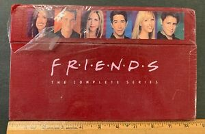 FRIENDS COMPLETE SERIES DVD BOX SET THE CUTEST EDITION NEW SEALED (AA) 9921