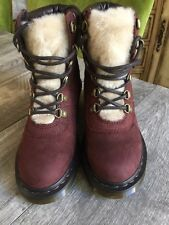 Women's Doc Martens Lined Hiking Boots New Size 5