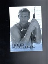 James Bond 50th. Anniversary Series BJB4 card